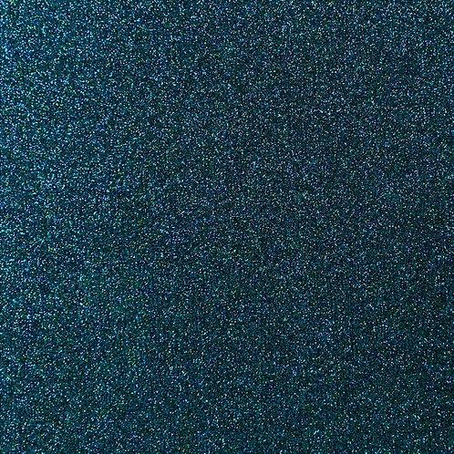 Lagune - Siser - Glitter 2 flexfolie