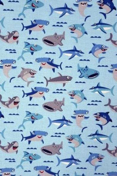 Lieve haai - Katoen