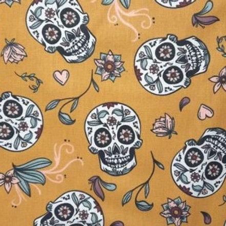 Skulls Oker - Katoen