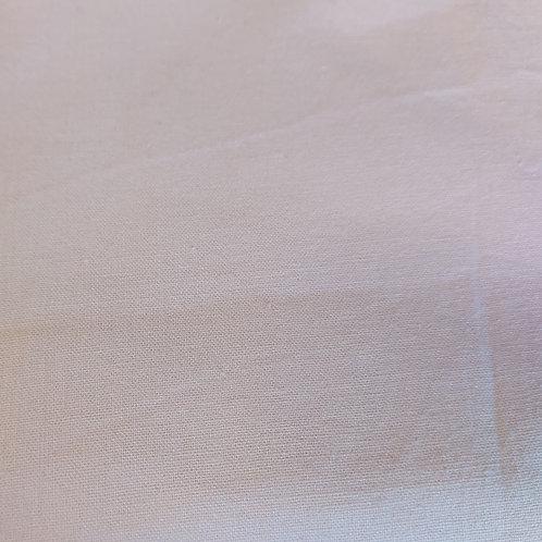 Zalmkleur - Katoen met lycra