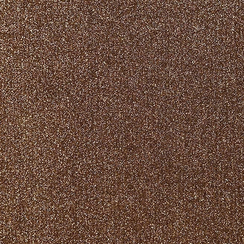 Bruin - Siser - Glitter 2 flexfolie