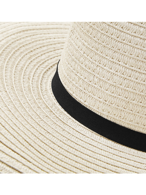 *Marbella Wide-Brimmed Sun Hat - Beechfield