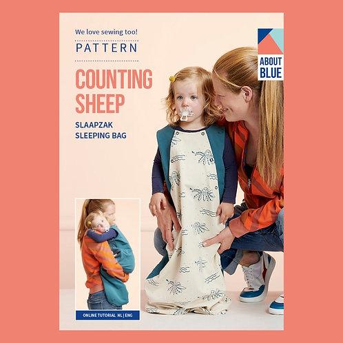 Slaapzak - About Blue - Patroon