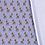 Thumbnail: Indigo hertjes - Nooteboom - Alpenfleece