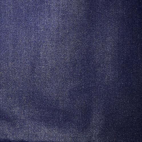 Donkerblauw - Regenmantelstof - Polyester