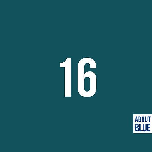Groen - About Blue - Boordstof