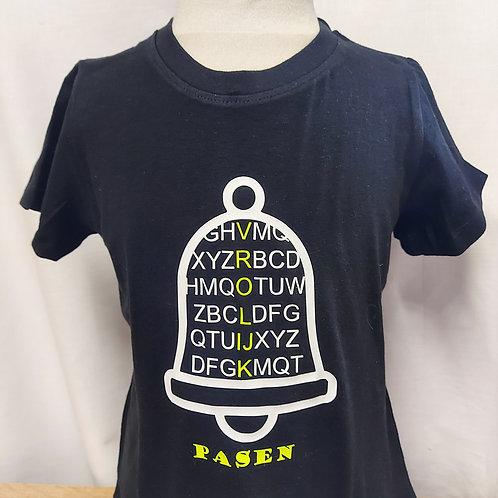 T-shirt kinderen - 3/4 jaar