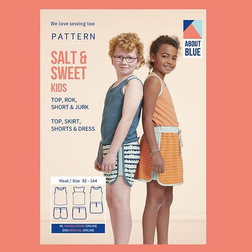 *Salt & Sweet kids - About Blue