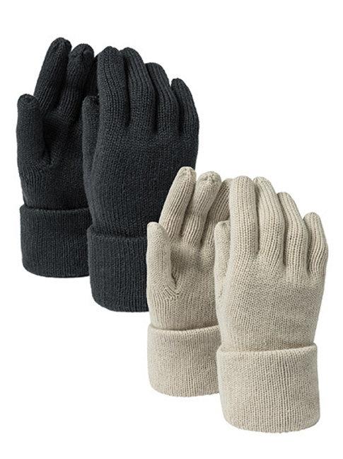 Fijn gebreide handschoenen - Myrtle beach