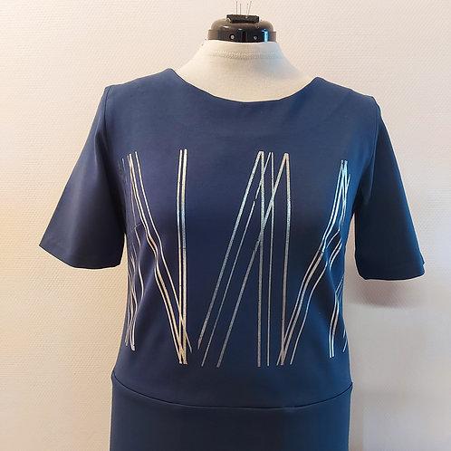 Kleed met paneel van Lotte Martens