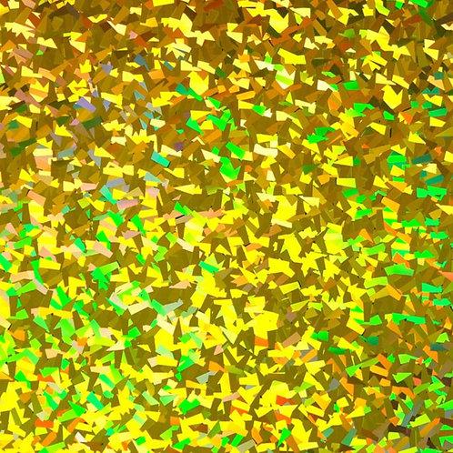 Kristal goud - Siser - Holografische flexfilm