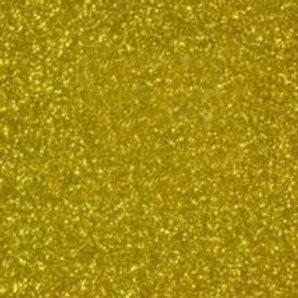 Goud - Siser - Glitter 2 flexfolie