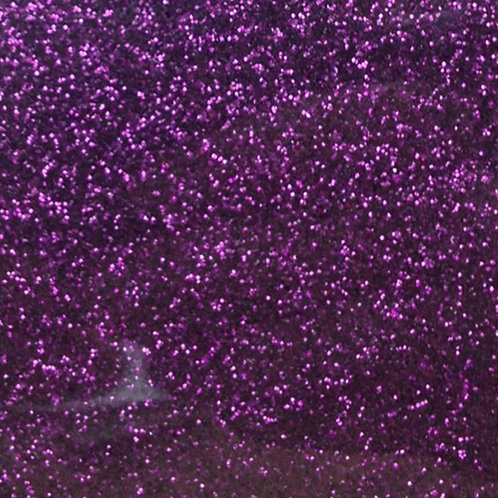 Aubergine - Siser - Glitter 2 flexfolie
