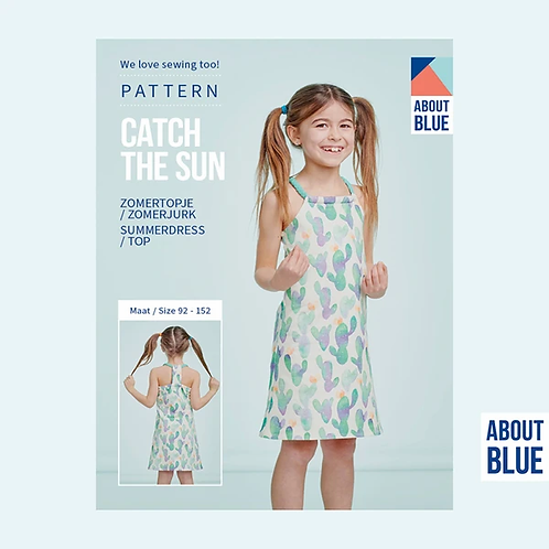 Patroon - About Blue -Catch the sun