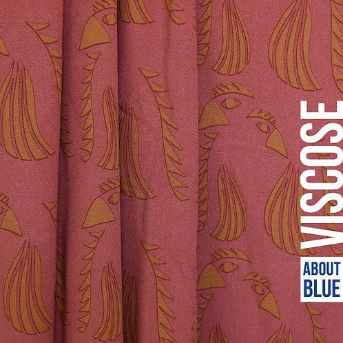 Papegaai - About Blue - Viscose