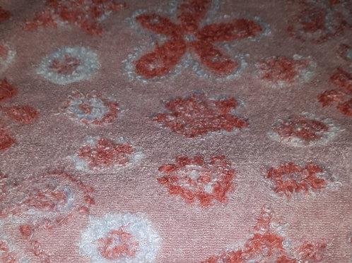 Bloemen - Gebreide stof