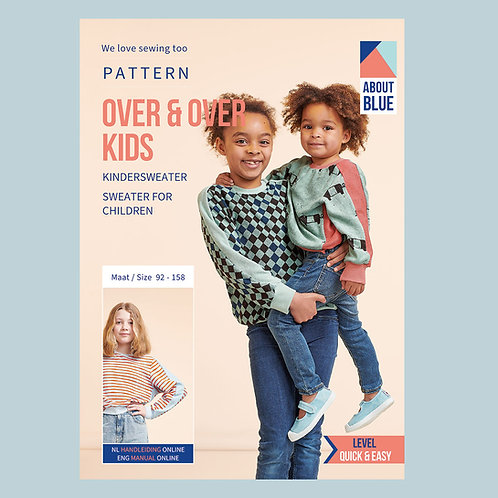 Patroon - About Blue - Over&Over kids