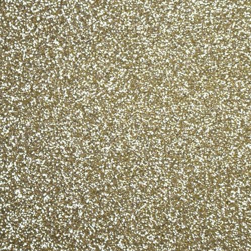 14K Goud - Siser - Glitter 2 flexfolie