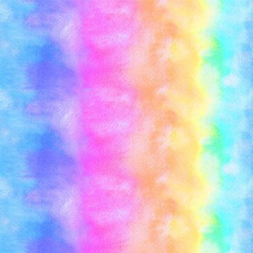 Aquarel regenboog - Siser - EasyPatterns