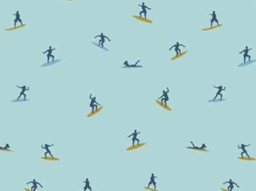 Surf - Mies en Moos - Katoen jersey