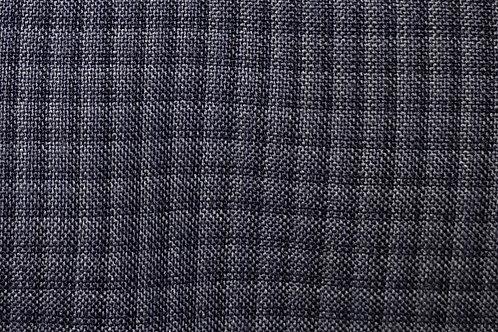 Grijs/Zwart geruit - Polyester