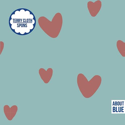 Love U toooooo - About Blue -  - Spons/Badstof