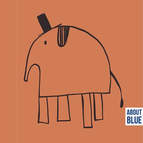 Lewis de olifant - About Blue Fabrics - Spons