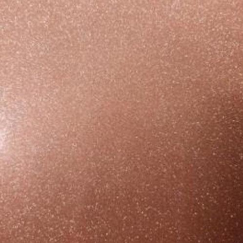 Rosé goud - Glittervinyl - Ritrama