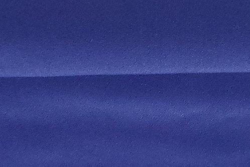 Blauw - Fijne Polyester/Viscose