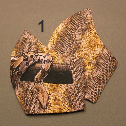 2-delige set maskers - Katoen