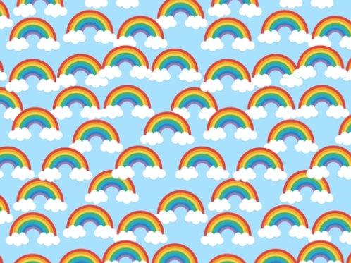 Regenboog - Siser - EasyPatterns