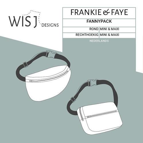 Patroon - Frankie & Faye/Heuptasje - Wisj