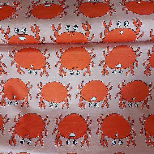 Crab - Eva Mouton - French Terry