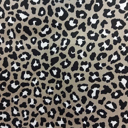 Leopard - Katoen Poplin