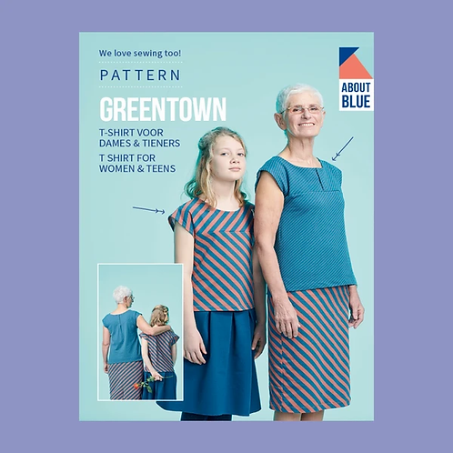 Patroon - About Blue - Greentown