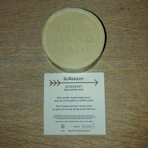Handgemaakte biologische zeep met certificaat