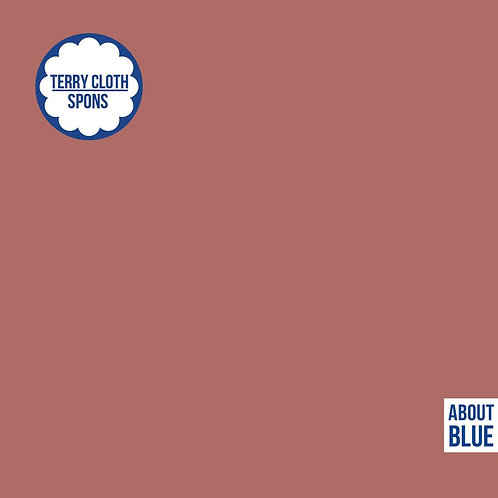 *Canyon Rose - About Blue - Terry Cloth