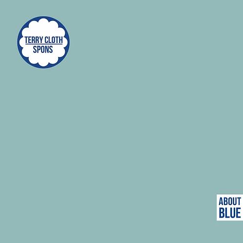 About Blue - Blue Haze - Badstof