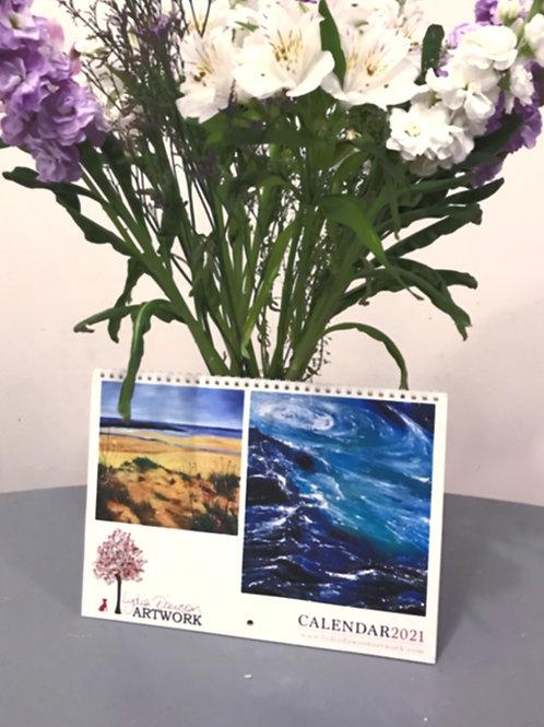 2021 Art Calendar- Multi Save