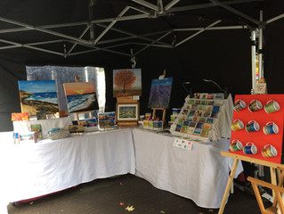 The end of Sutton's Farmers and Artisan Market