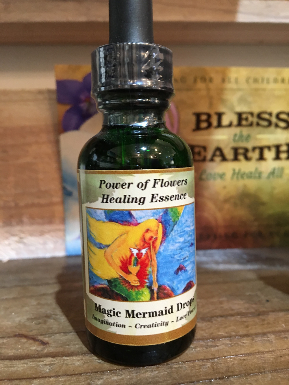 'Magic Mermaid Drops' by Power of Flowers Healing Essence-espiral