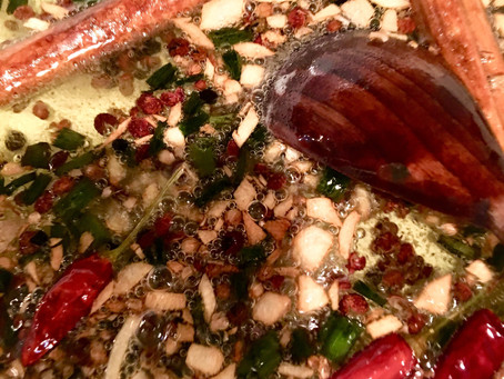◆キレイと元気をつくるレシピ!:体を温め、気と血を巡らせる「薬膳スパイス・ラー油」