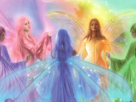 Spiritual Protection: Fairies