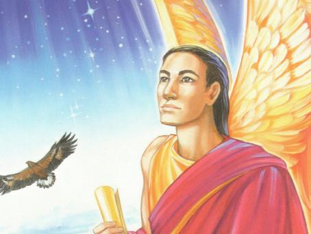 Archangel Uriel: Peace, Harmony and Balance