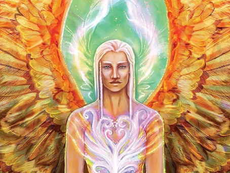Archangel Gabriel and Grounding