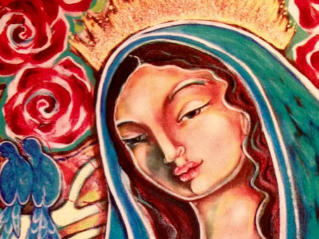 Trusting Mother Mary