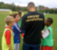 kids football camps north london, kids football coaching north london