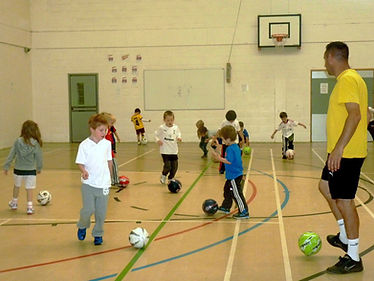 ppa cover, football camps north london, pe lessons primary school,