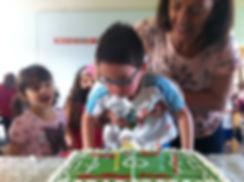 kids birthday parties north london, childrens birthday parties, childrens football parties london