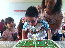 Football Birthday Parties North London